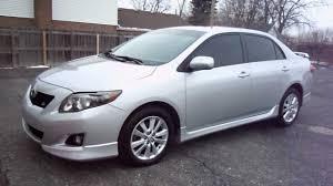 2009 Toyota Corolla S with 52,298 miles - YouTube