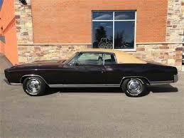 All Chevy 98 chevy monte carlo : 1972 Chevrolet Monte Carlo for Sale   ClassicCars.com   CC-982187
