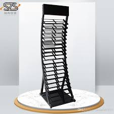 2019 hot display stands for tiles retail wire metal powder coated factory ceramics tiles display racks metal display shelves from jessa041910