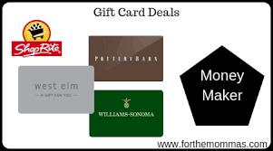 rite gift card deal 10 00