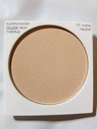 amazon clinique super powder double face makeup loose pact matte neutral 07 beauty