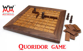 Wooden Board Games Plans This Quoridor game is just as fun to make as it is to play Free 8
