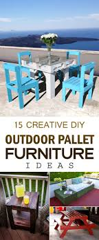 outdoor pallet furniture ideas. Outdoor Pallet Furniture Ideas V