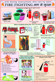 Laboratory First Aid Chart Buy Fire Safety Chart Book Online At Low Prices In India