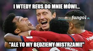 Bvb midfielder, and bayern striker share a moment of old bromance. Bayern Monachium Borussia Dortmund Memy Po Meczu Bundesligi Sport