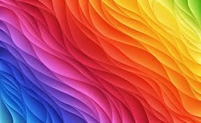 hd wallpaper blue red yellow and