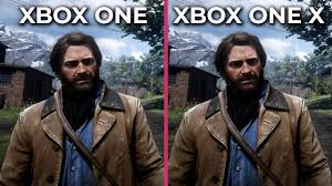 4k Red Dead Redemption 2 Xbox One Vs Xbox One X Graphics Comparison