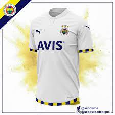 """forma kültür on Twitter: """"Fenerbahçe X Puma forma seti tasarımı. Tasarım:  @Sebbulba… """""""