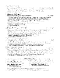 School Administrator Resume Adorable Education Example Resume Mmventuresco