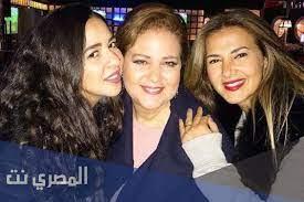 بنت سمير غانم ترد على خبر وفاة امها دلال عبد العزيز - المصري نت