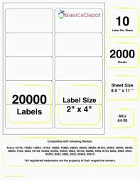 Avery 10 Per Page Labels Avery Template 8315 Free Download Avery Labels 10 Per Page Template