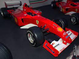 Datei Ferrari F2001 Front Right Museo Ferrari Jpg Wikipedia