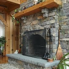 stone indoor fireplaces stone granite ledge stone with hearth used on fireplace indoor stone fireplace design