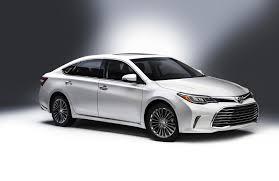 VWVortex.com - 2016 Toyota Avalon facelift revealed