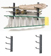racor multi rack garage wall storage lawn u0026 garden tool holders hangers the store garage wall hangers98