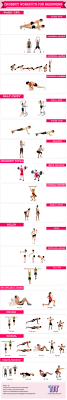 crossfit workouts list for beginners daily exercise routine