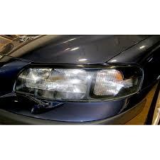 Koplampspoilers Volvo S60v70 2000 2004 Abs