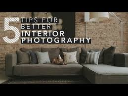 Interior Design Photography Tips