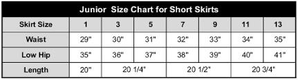 School Uniform Skirt Junior