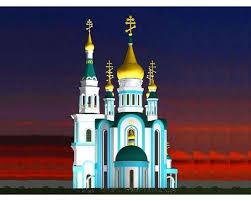 Купить готовый дипломный проект по специальности пгс Церковь  Дипломный Проект пгс Церковь Святой Татьяны в г Чебоксары