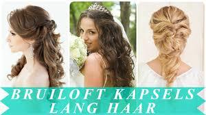 Stoere Kapsels Lang Haar Bruiloft