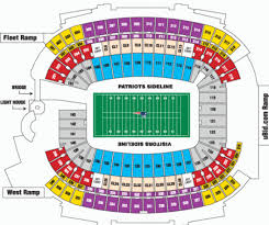 Nfl Football Stadiums Cheap New England Patriots Tickets