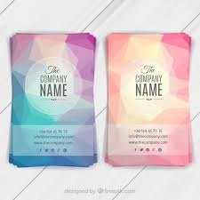 Abstract Flyers Template Vector Free Download