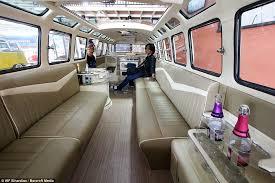 volkswagen van hippie interior. 22 feet volkswagen kombi van hippie interior o