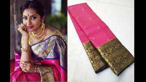 Designer Kanjeevaram Sarees Designer Kanjivaram Sarees Online Shopping For Bride