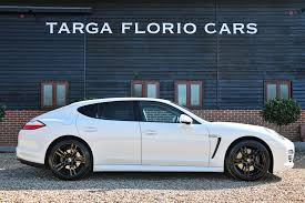 porsche panamera white black rims. porsche panamera 30 d v6 tiptronic s in white with 20 inch gloss black turbo ii alloy wheels rims l