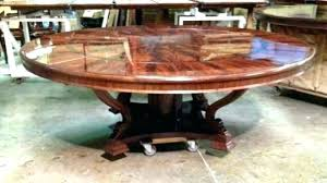 large round dining table seats 8 extra room tables seat 12