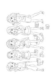 Coloring Pages Lego Friends Lego Disney Princess Coloring Pages