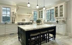 Kitchen marble top Kitchen Island Spencer Marble Top Kitchen Island With Seating