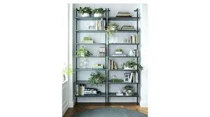 wall mount book rack mounted bookcases stairway grey bookcase diy