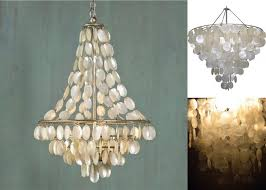lamp capiz shell chandeliers and chandelier captivating photos design ideas west elm pottery barn pier lamp
