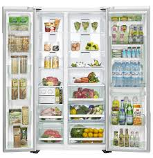 Largest Capacity Refrigerator Side By Side Refrigerator Problems Side Refrigerator Problems