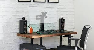 echogear full motion articulating tv wall mount a budget friendly monitor mount