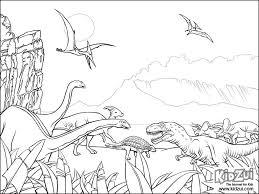 Coloriages De Dinosaures Et Dessins D Animaux Pr Historiques