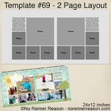 2072 Best Scrapbook Templates Images Scrapbook Templates