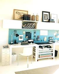 desk with storage smart phones desks over shelf containers ikea ideas s