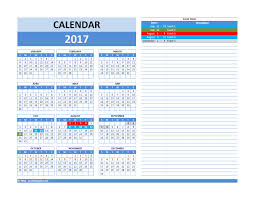excel 2018 yearly calendar 2017 and 2018 calendars excel templates