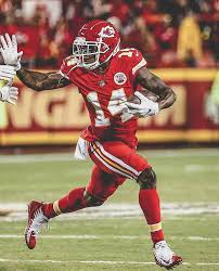 Sammy watkins, le'veon bell 'expected to be ready' for super bowl lv. Sammy Watkins Kansas City Chiefs Football Chiefs Football Nfl Football Helmets