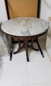 old marble table furniture tables