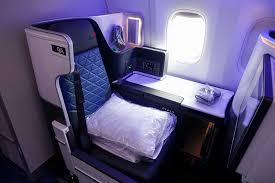 Aboard Deltas First Retrofitted 767 400er With Brand New