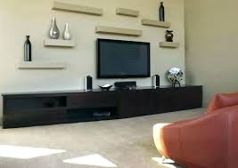 under shelf ideas floating cool stands tv stand corner best