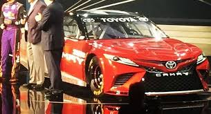 2018 toyota dyna. unique 2018 has this nascar revealed the design of 2018 toyota camry with toyota dyna l