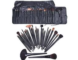 32pc make up brush kit