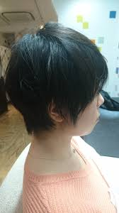 メンズライクなベリーショート 大人女性の髪型心理サイト Max戸来