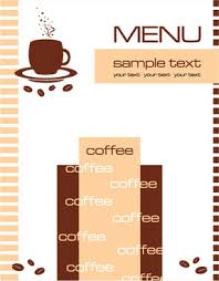 Vector Cafe Menu Template Free Vector Download 20 185 Free