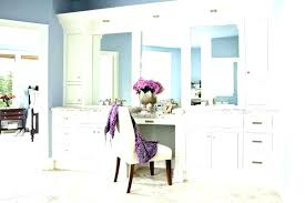 makeup vanity height makeup vanity in bathroom makeup vanity height makeup vanity bathroom ad chic makeup